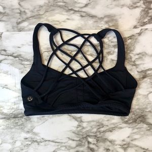 Black Lululemon Bra